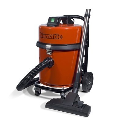 Numatic NQS350B-B2 Quiet Vacuum with AS1 Kit