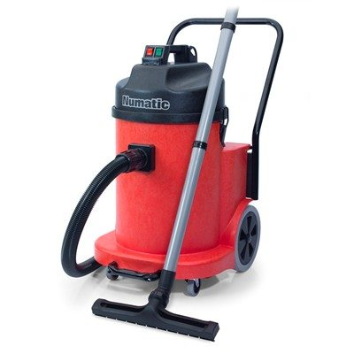 Numatic NVDQ900-2 Quiet Dual Vacuum with BA2 Kit