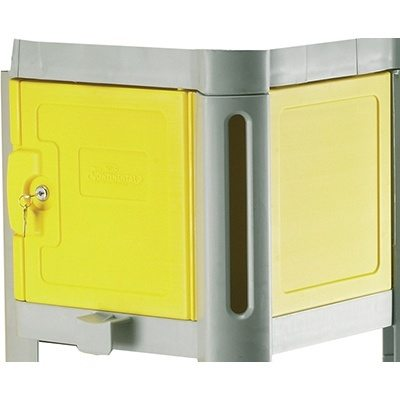 Lockable Safe Box for Structocart