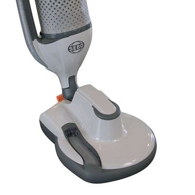 Sebo Dart UHS Polisher Head (UHS Green Polisher Pad included)