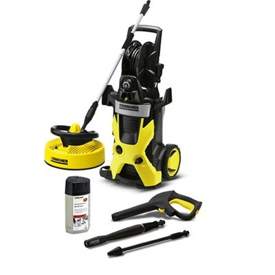 Karcher K5.700M Pressure Washer With T300 Racer/Patio Cleaner