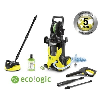 Karcher K5 Premium Eco Home Pressure Washer Bundle Medium Domestic