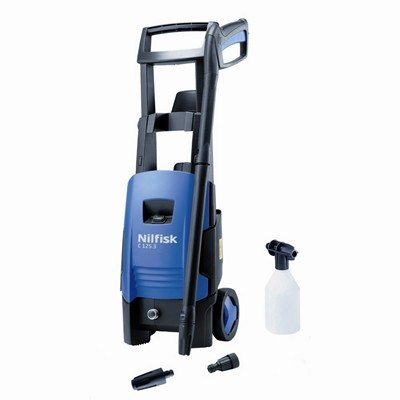 Nilfisk C125 Refurbished Pressure Washer