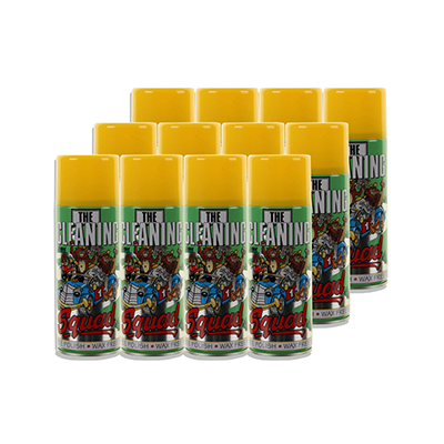 Lemon Squad Wax Free Polish (12 x 400ml)