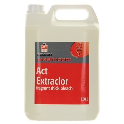 Selden Act Extraclor Thick Bleach (4 x 5 Litre)