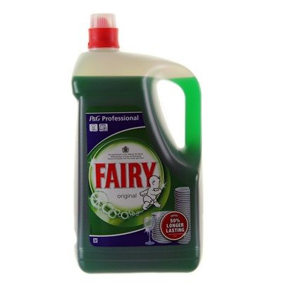 Fairy Original Washing Up Liquid (5 Litre)