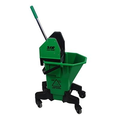 Long Tall Sally Mop Bucket & Wringer (Green)