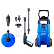 Nilfisk Compact C110 Home & Car Pressure Washer Bundle