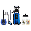 Nilfisk P150.2-10 X-tra Home & Car Pressure Washer Bundle