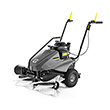 Karcher KM 80 W P Sweeper including Snow Blade