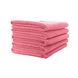Microfibre Cloth - Lightweight (Pink) Pack of 5