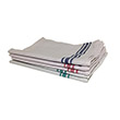 White Cotton Tea Towel (Pack of 5)