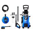 Nilfisk Excellent E160 Home & Car Pressure Washer Bundle