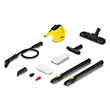 Karcher SC1 Premium Steam Cleaner & Floor Kit