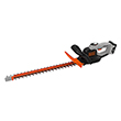 Black & Decker GTC5455PC 54V DualVolt Cordless Hedge Trimmer (60cm)