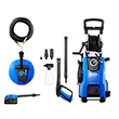 Nilfisk Excellent E145 Home & Car Pressure Washer Bundle