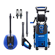 Nilfisk Premium 180 Home Pressure Washer Bundle