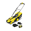 Karcher LMO 18-33 Cordless Lawn Mower (Battery Set)