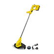 Karcher LTR 18-25 Cordless Grass Trimmer (Battery Set)