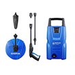 Nilfisk Compact C105 Home Pressure Washer Bundle