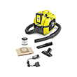 Karcher WD 1 Cordless Multi Purpose Vacuum (Battery Set)