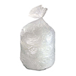 18 x 29 x 39 Clear Refuse Sack