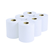 2 Ply White Standard Centrefeed Paper Roll