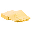 All Purpose Cloth Yellow (Pack of 50)